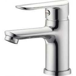 Grifo lavabo  cromo monomando económico serie Jarama