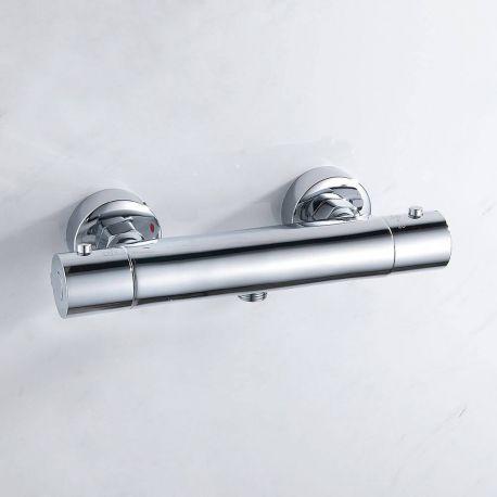 Cuerpo de ducha termostática 1 salida