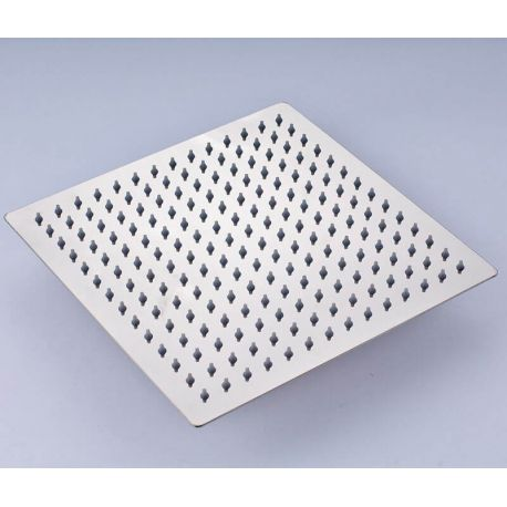 Rociador de ducha 40 x 40 cm extraplano antical